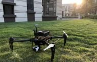 Using UAV to quickly locate the source of gas pollution