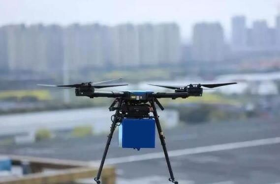 UAV participates in emergency delivery, reach the hospital in 7 minutes