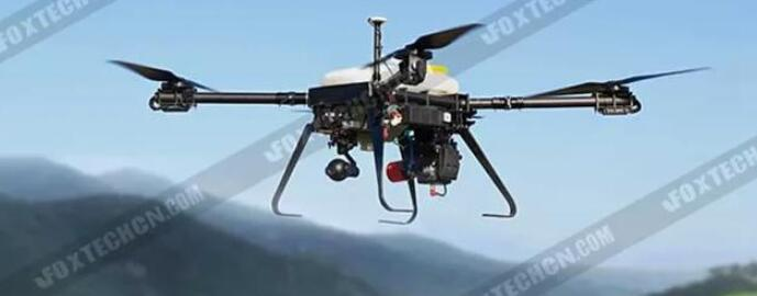 Maintenance Methods of Agricultural Spraying Drone in Summer