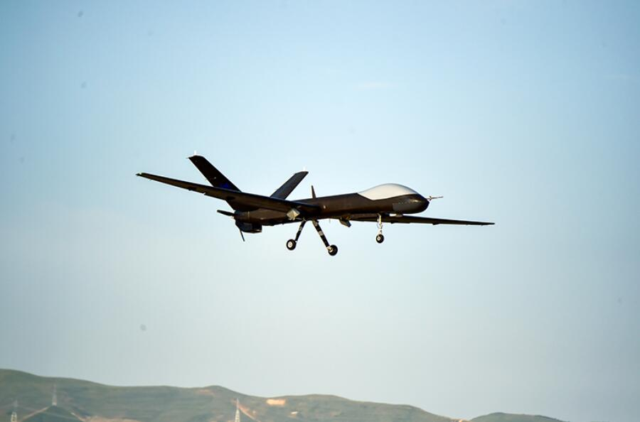 Pterosaur UAV Achieves Continuous and Stable Signal Coverage of over 50 Square Kilometers