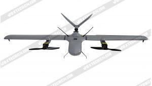 Development Prospect of Solar-powered UAV
