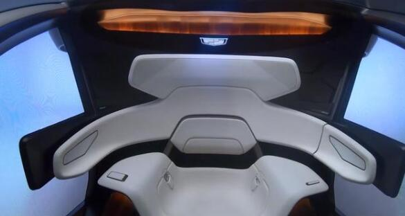 Cadillac Concept Single-seat UAV