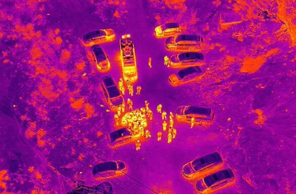 Thermal Drones are on for Pollution-detecting Mission